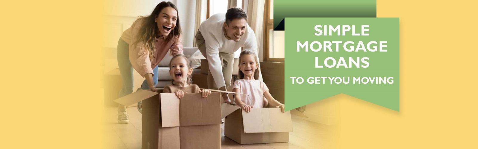 Simple Mortgage Loans